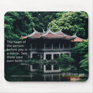 Shinto: Golden Rule Series Mouse Pad
