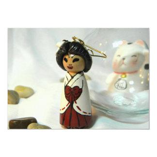 Shinto Priestess I Card
