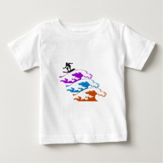 shinto surfer baby T-Shirt