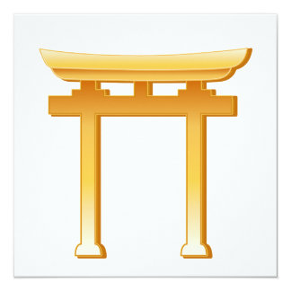 Shinto Symbol Card
