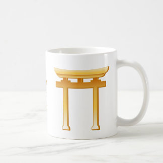 Shinto Symbol Coffee Mug