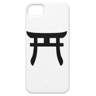 Shinto Symbol iPhone SE/5/5s Case