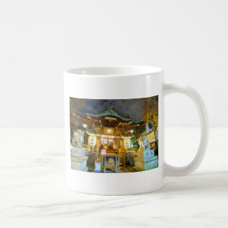 Shinto temple in Tokyo, Japan Coffee Mug