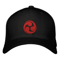 Shinto Tomoe Cap