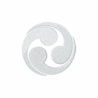 Shinto Tomoe Embroidered Hoody