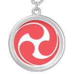 Shinto Tomoe Personalized Necklace
