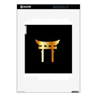 Shinto Torii Gate- Shintoism iPad 2 Decals