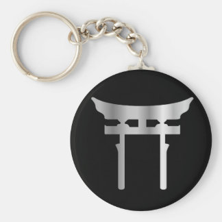 Shinto Torii Gate- Shintoism religion Key Chain
