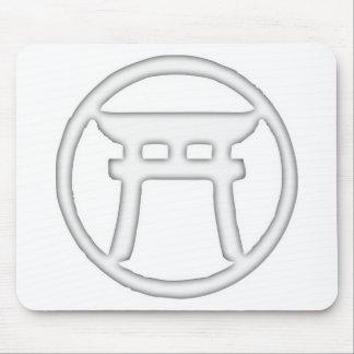 Shinto Torii Mouse Pad