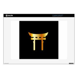 Shintoism sintoísta de la puerta de Torii Portátil Skin