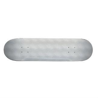 Shiny Aluminum Skateboard Deck