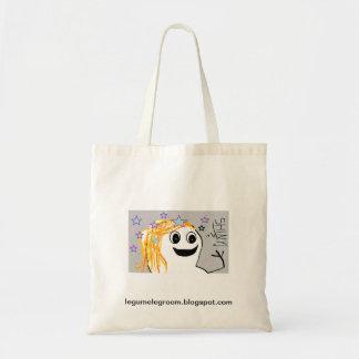 Shiny! Canvas Bag