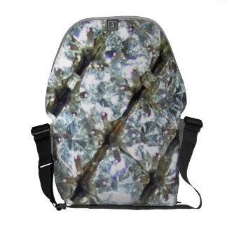 Shiny Bling BFF Messenger Bag