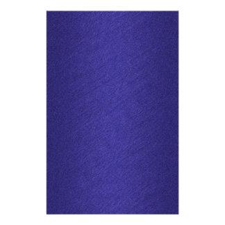 Shiny Blue Stationery