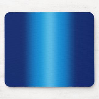 Shiny Blues Background Mouse Pad