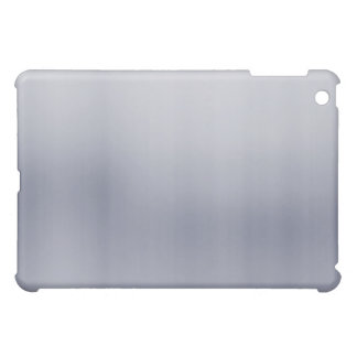 Shiny Brushed Aluminum Textured Cover For The iPad Mini