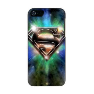 Shiny Burst Superman Logo Incipio Feather® Shine iPhone 5 Case