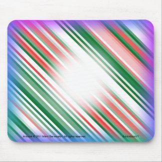 Shiny color mousepad