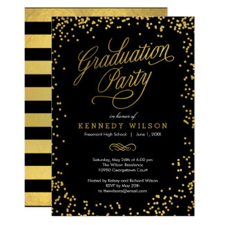 Graduation Party Invitations & Announcements | Zazzle