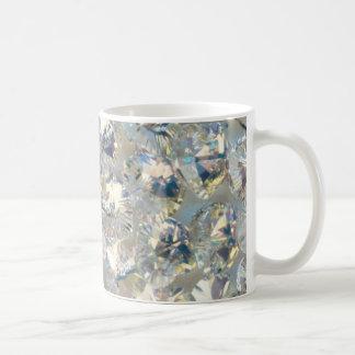 Shiny Crystals Coffee Tea Mug