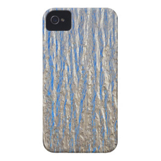 Shiny decorative metal sheet Case-Mate iPhone 4 cases