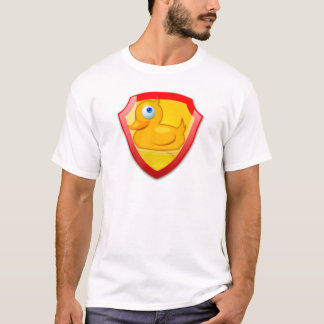 Shiny Defender Duck T-Shirt