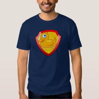 Shiny Defender Duck Tee Shirt