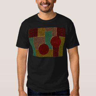 Shiny Emalie pattern T-Shirt