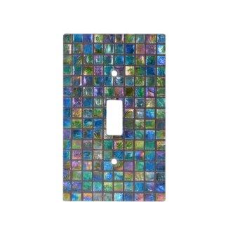 Shiny Glamorous Ceramic Tiles Aqua