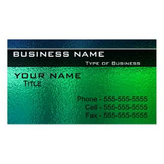 Generic business cards templates zazzle for Generic business cards
