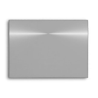 Shiny Like Steel Metal Background Template Envelope