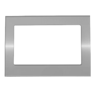 Shiny Like Steel Metal Background Template Magnetic Frame