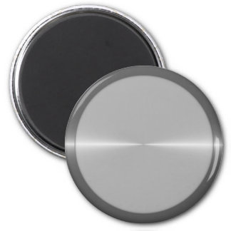 Shiny Like Steel Metal Background Template Magnets
