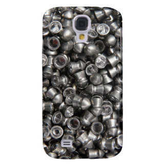 Shiny Metal Air Rifle Pellets Samsung Galaxy S4 Case