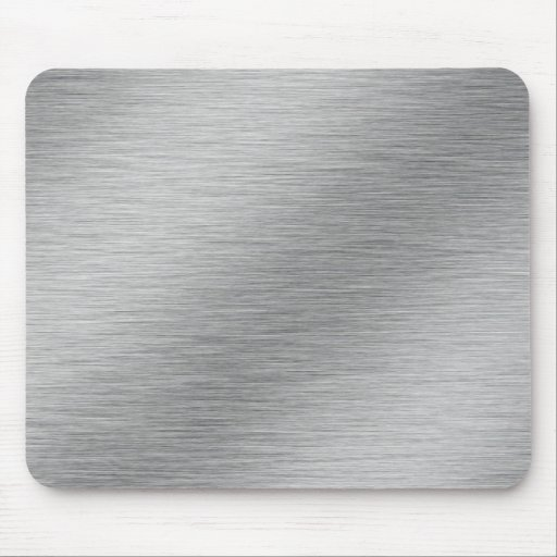 Shiny Metal Mouse Pad