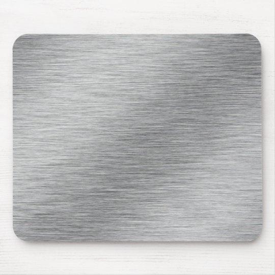 Shiny Metal Mouse Pad