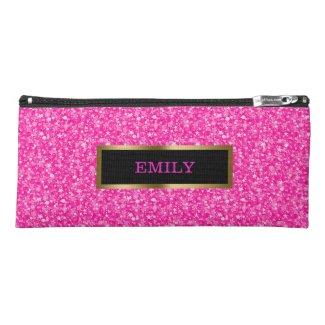 Shiny Pink Glitter