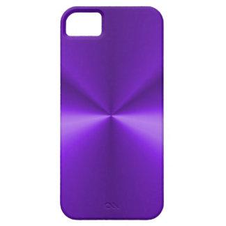 Shiny Purple Metallic iPhone 5 Case