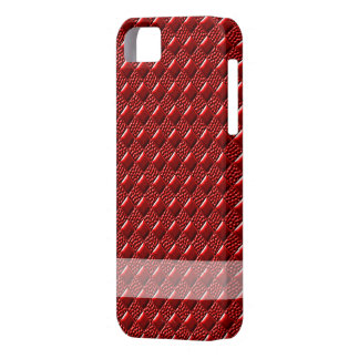 Shiny Red iPhone 5 Cases