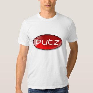 Shiny Red Putz T-Shirt