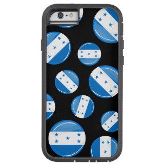 Shiny Round Honduran Flag Tough Xtreme iPhone 6 Case