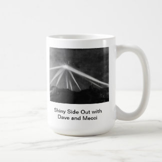 Shiny Side Out Mug