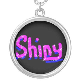 Shiny Slogan Custom Jewelry