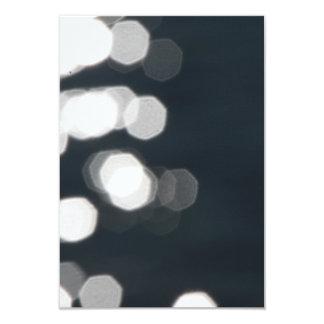 Shiny Sparkles Background Card