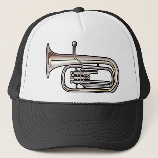 Shiny Tuba Hat