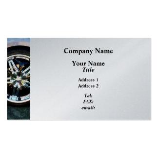 Shiny Wheels - Platinum Business Card