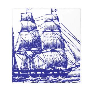 ship-3111--agua-enorme bloc de notas