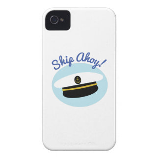 Ship Ahoy iPhone 4 Cases