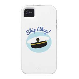 Ship Ahoy Case For The iPhone 4