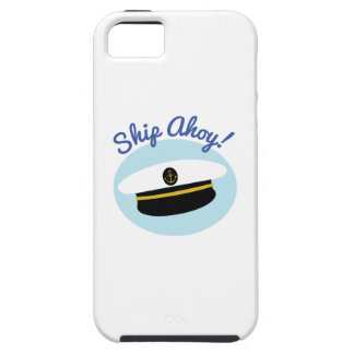 Ship Ahoy Cover For iPhone 5/5S